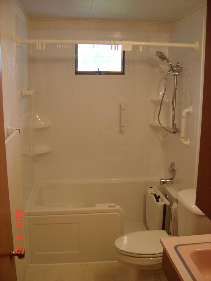1000 ideas about handicap bathroom on pinterest grab for Pictures of handicap bathrooms