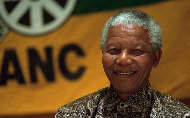 Nelson Mandela 'proven' to be a member of the Communist Party after decades of denial