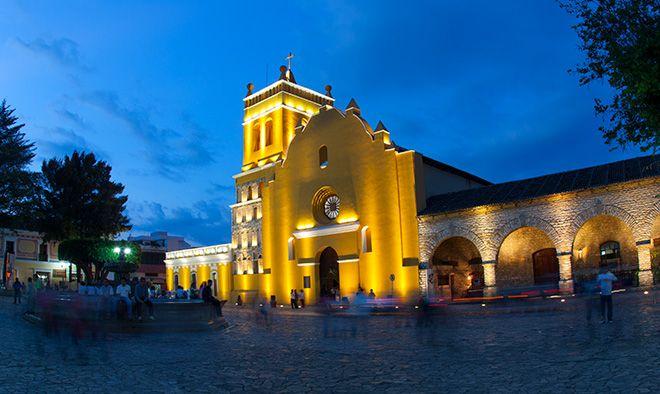 Nuestro Comitán de antaño en Comitán de Domínguez, Chiapas