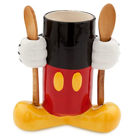 Your WDW Store   Disney Kitchen Caddy   The Best Of Mickey Mouse Kitchen  Caddy