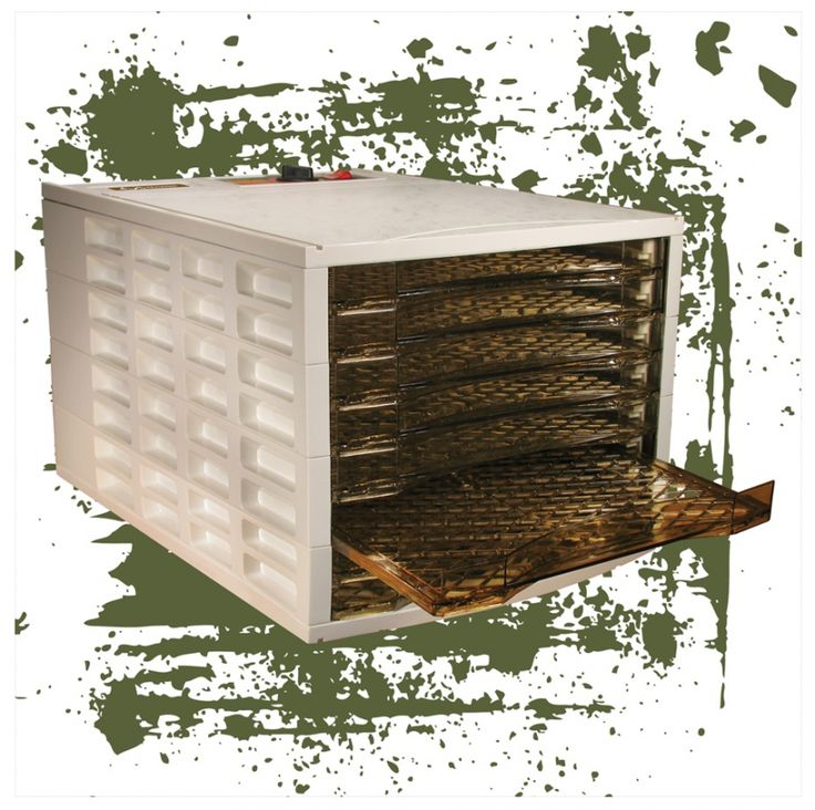 Realtree Weston 8 Tray Food Dehydrator Food Dehydratorkitchen Accessoriescamotraysouthern