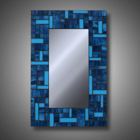 Sheffield Home Beveled Glass Mirror Home Design Ideas: 25+ Best Ideas About Mosaic Mirrors On Pinterest