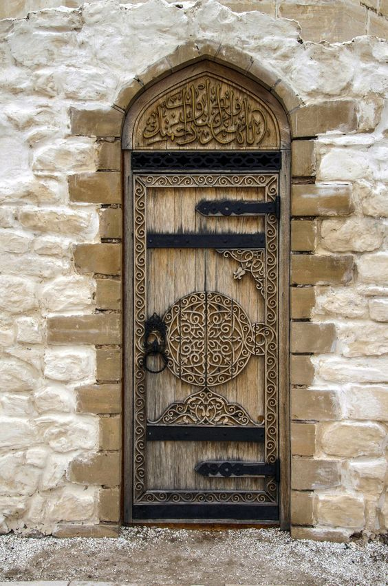 Doors in Kazan, capital of the Republic of Tatarstan in Russia. Visit our website: www.tourguidemostar.com #tourguidemostar #inspiration #travel #travelworld #flowers #nature #travelworld #doors #photography #russia #Tatarstan #arabicletters #kazan