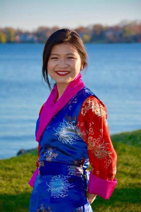 Tibetan girl. #Tibetan Portrait