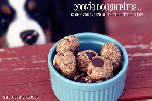 dough bites vegan cookie bar skinny cookie healthy cookie dough raw ...