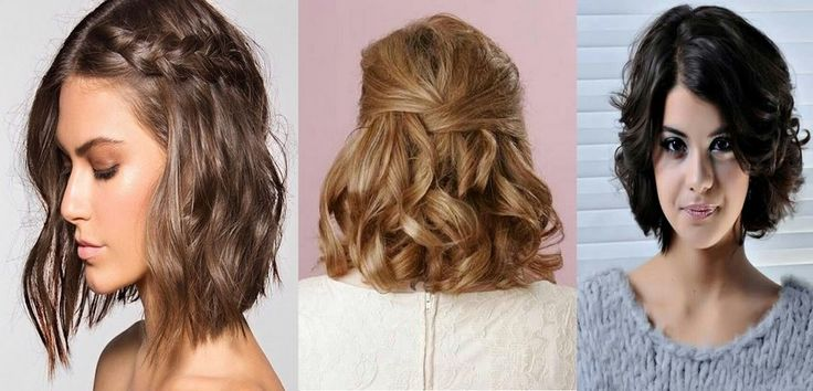 Peinados para cabello corto muy fáciles y rápidos - http://www.entrepeinados.com/peinados-para-cabello-corto-muy-faciles-y-rapidos.html