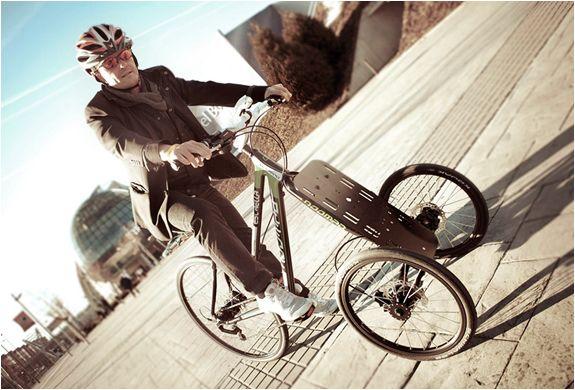 THE NOOMAD   CARGO BIKE KIT    http://www.blessthisstuff.com/stuff/vehicles/cycles/the-noomad-cargo-bike-kit/