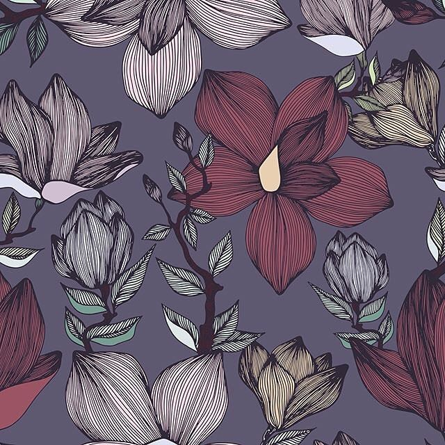 Beautiful Floral Pattern