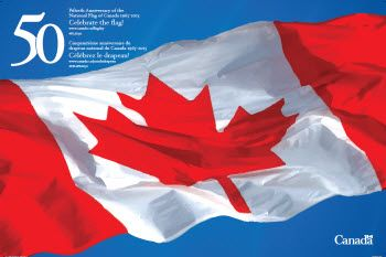 Things To Do with the Kids in Ottawa and at Home: Flag Day Ottawa