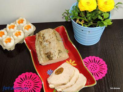 Moje Małe Czarowanie: Schab gotowany. Wędlina na kanapki czy pieczeń na ...