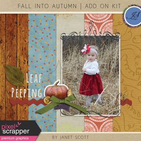 Fall Into Autumn - Add On Kit
