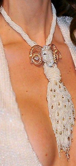 chopard-belier-necklace ♥✤   Keep Smiling   BeStayBeautiful