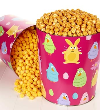 42 best spring easter images on pinterest gourmet popcorn 3 12 gallon easter friends popcorn pick a fill gourmet popcorngift baskets negle Gallery