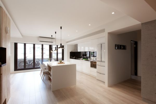 Spacious Apartment With A Perfect Family Home Feel