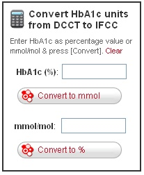 To make sense of the new units and compare these with old units and vice versa, use our HbA1c units converter.