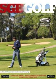 SGB Golf Magazine April 2014. Golfboard feature page 10