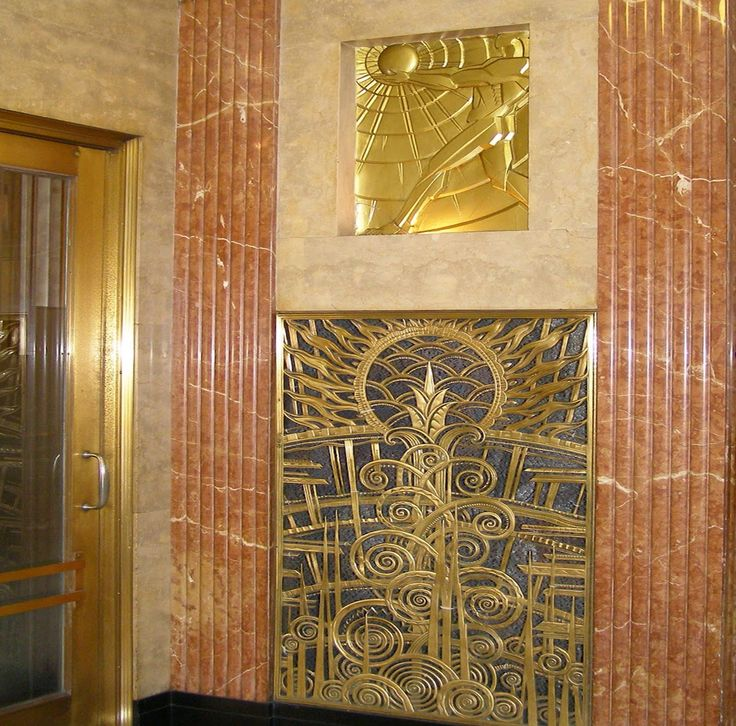 Art Deco Wall Panels: 30 Best Art Deco Wall Panels/room Dividers Images On
