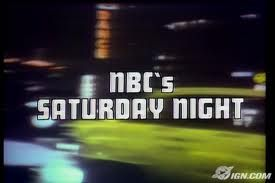 SNL. Original cast, first year wiki. To me, no comedy cast beats the original SNL team. The later addition of Bill Murray was great, too. Bought the whole DVD series of that cast. Makes me laugh so hard I can hardly breathe!