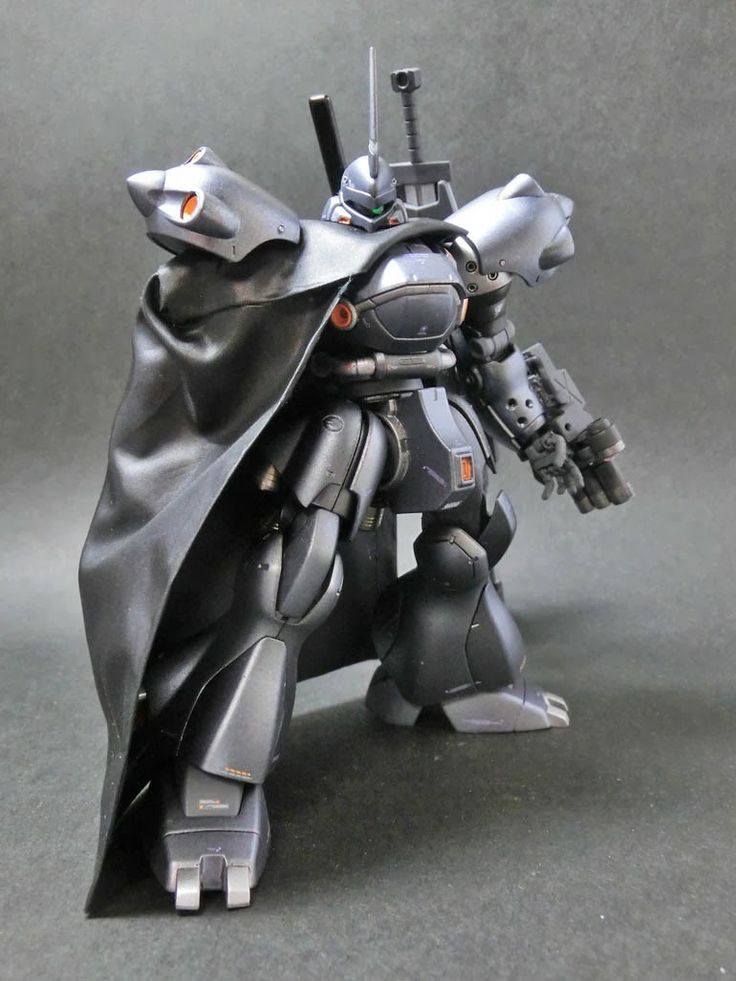 HG 1/144 Kampfer - Customized Build