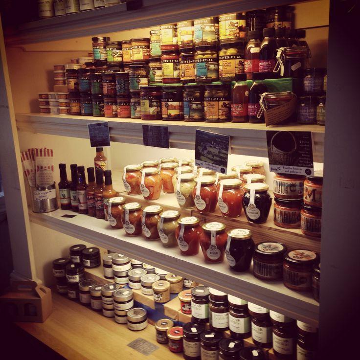 Chutneys & Pickles @ Arch House Deli, Bristol #archhousedeli #deli #clifton #chutney #pickle