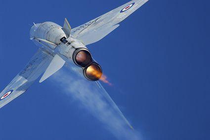 Electra Royal Aeronautical Society   Insight Blog   Bolt into the BLUE