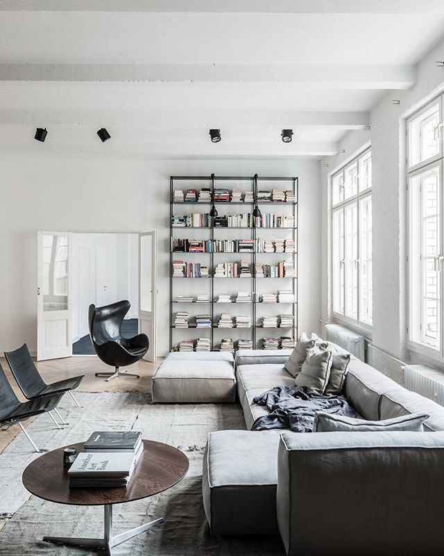 Us Area Code Michigan%0A A large corner sofa  some plaids and a good book  enough to make us want to  spend the evening reading    Anabel Kutucu      classyinteriors   interiordesign