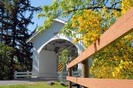 Hannah Bridge in Scio, Oregon.