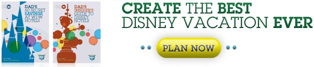 """Disney World Spreadsheet Help from """"Dad""""  (Dad's Guide to WDW)."""