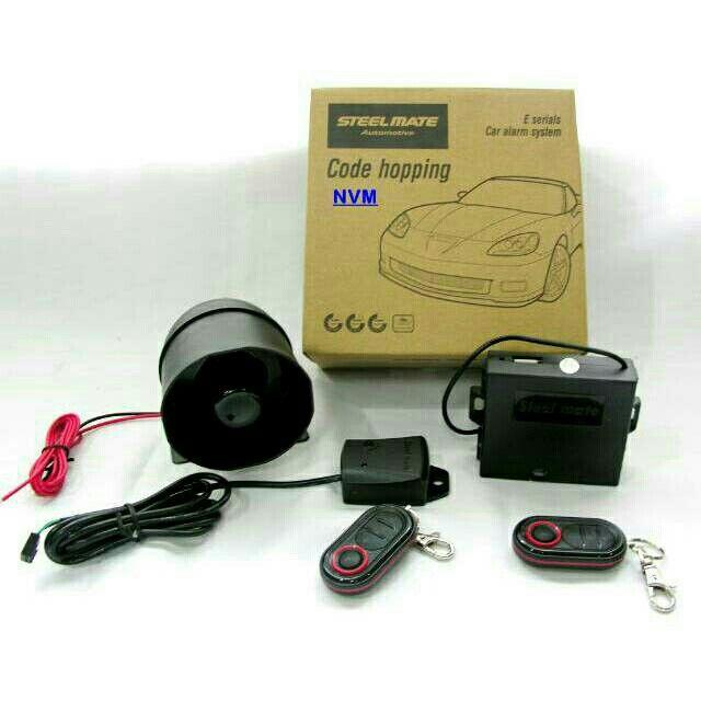 Saya menjual Alarm Steelmate E-Series Universal seharga Rp600.000. Dapatkan produk ini hanya di Shopee! https://shopee.co.id/panorama76/586921120/ #ShopeeID