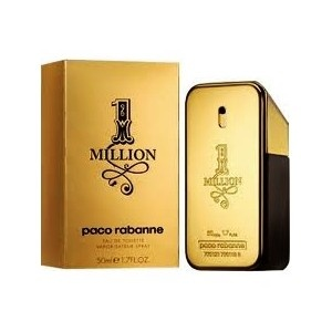 Herr parfym Paco Rabanne 1 Million edt 50ml. Vårt pris 395 kr!