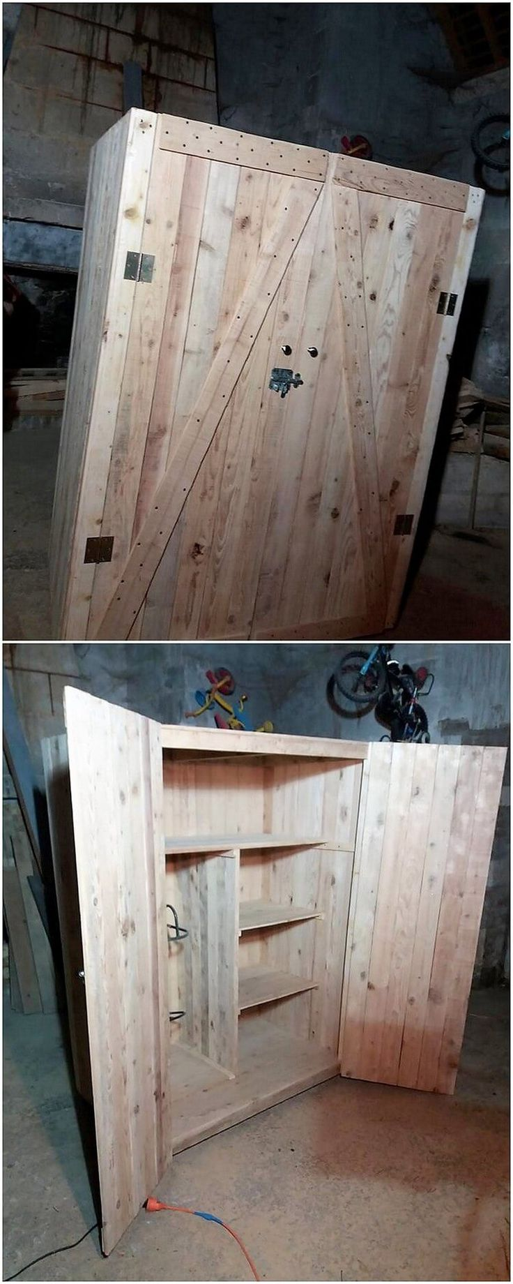 Cheap Ways to Repurpose Used Pallets 4278
