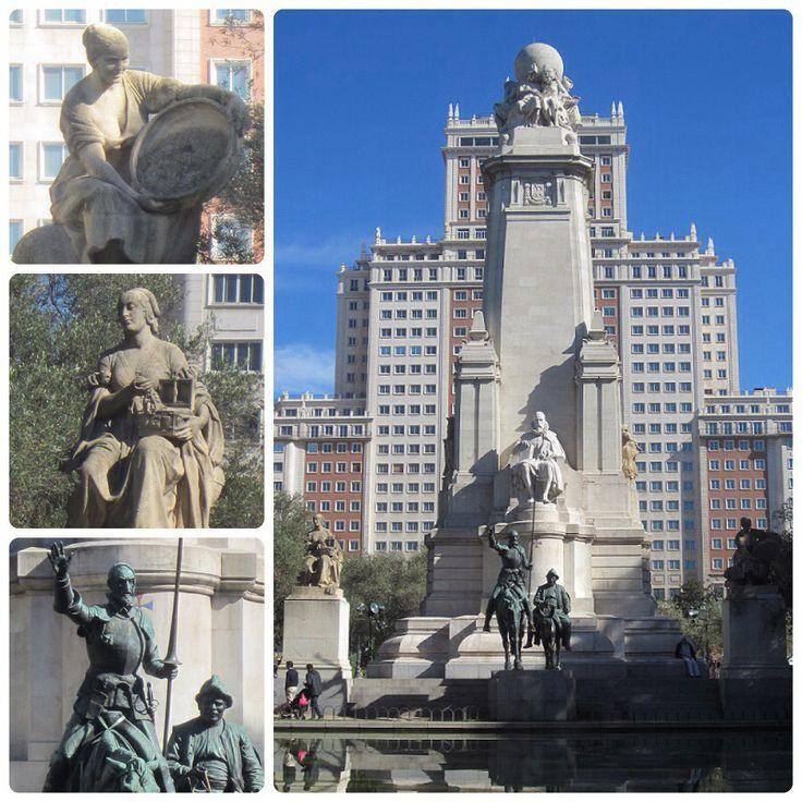 CR: Madrid n. 5 (Plaza de España)
