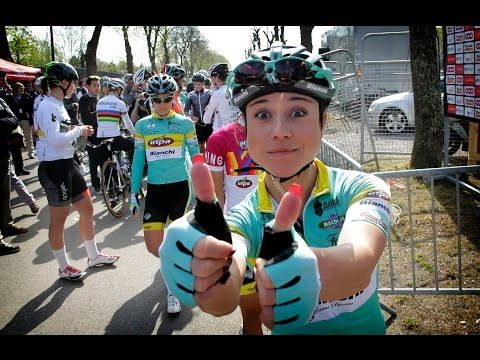 Best Moments of the 2015 UCI Women Road World Cup / La Flèche Wallonne Féminine