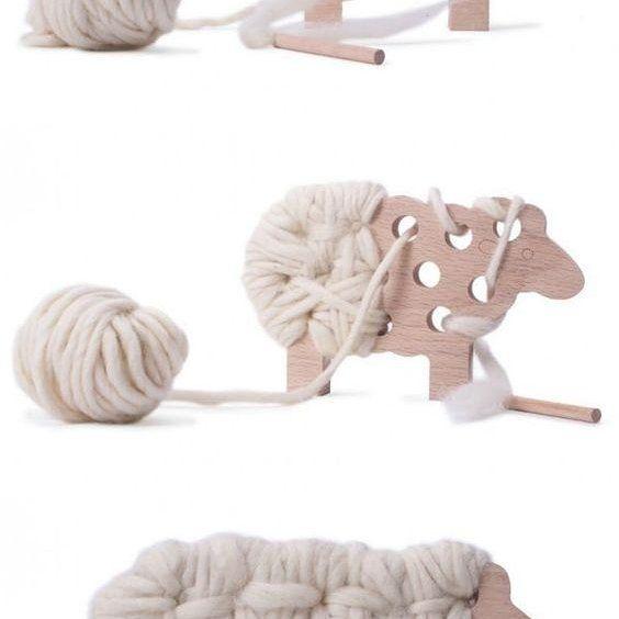 #yarn #simple #crafts