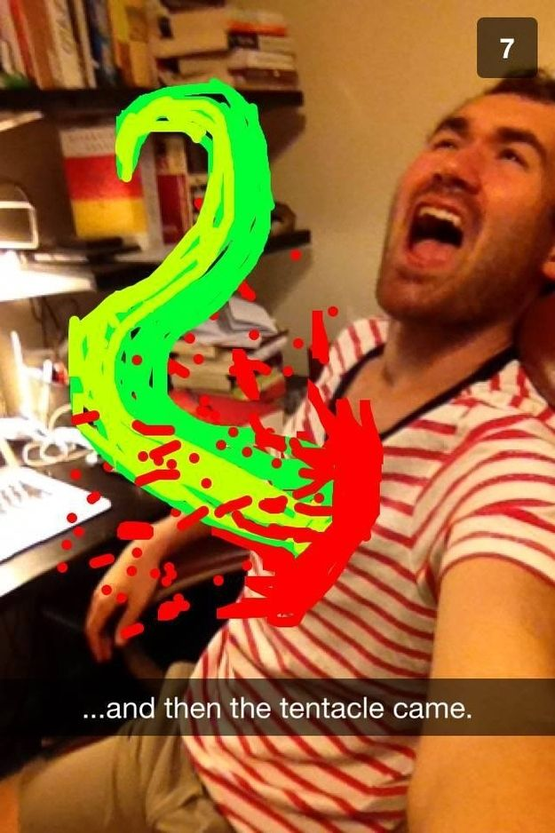 The 27 Most Creative Snapchats You Will Ever See