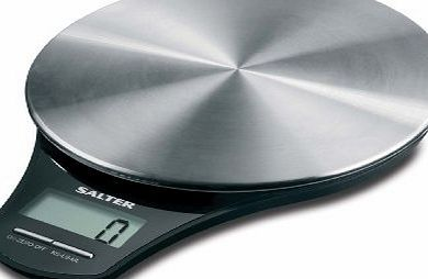 Salter Stainless Steel Platform Electronic Kitchen Scale by Salter- Silver Salter Electronic Kitchen Scale (Barcode EAN = 0795036051118). http://www.comparestoreprices.co.uk/december-2016-week-1-b/salter-stainless-steel-platform-electronic-kitchen-scale-by-salter-silver.asp