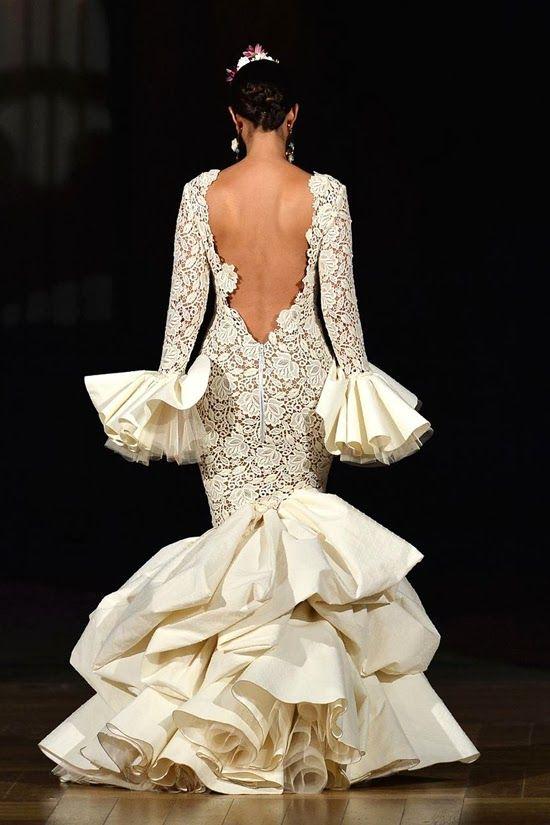 oh!myWedding: Inspiración novias flamencas Juana Martin