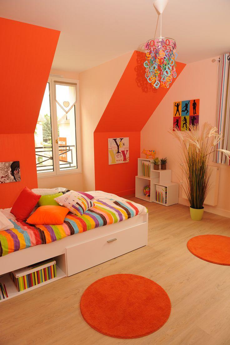 21 best images about maisons mod les nos plus beaux - Exemple couleur chambre ...