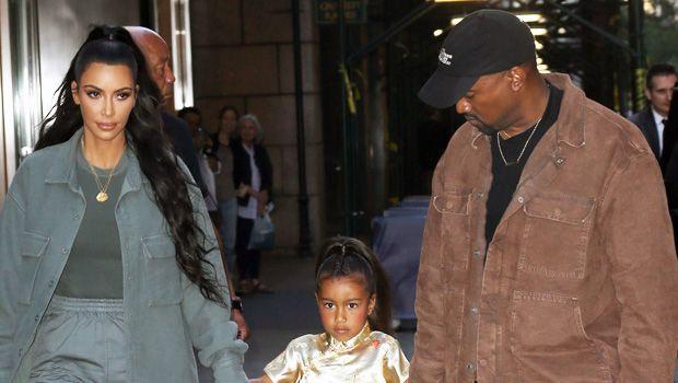 Awesome Kim Kardashian Kanye West Surprise North 6 With Michael Jackson S Jacket For Christmas
