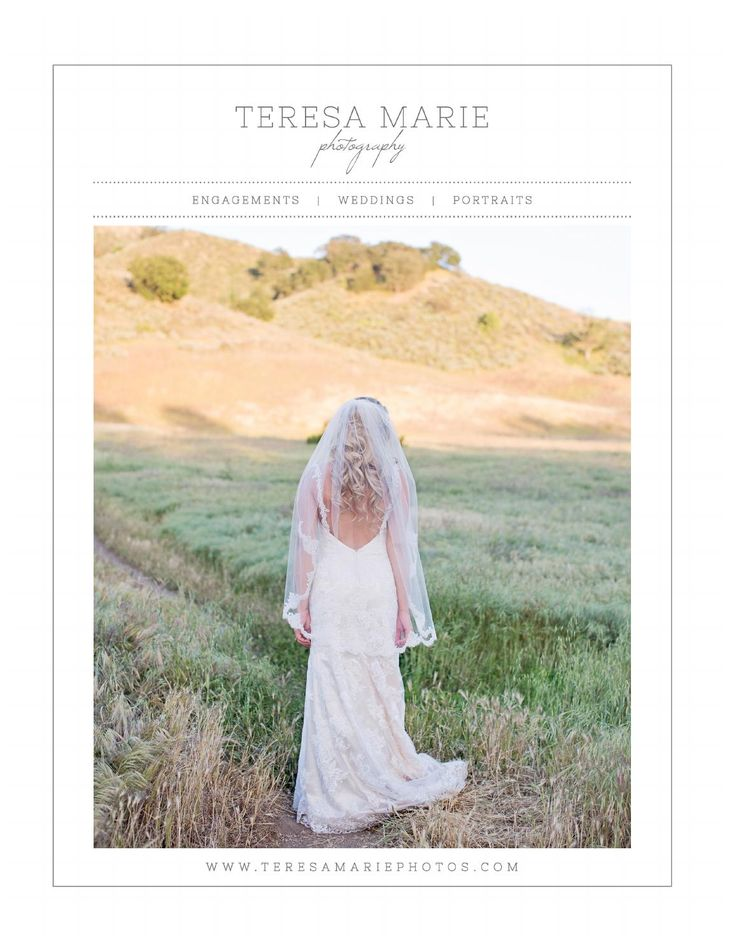 163 best Photographer Magazine Templates images on Pinterest - wedding price list