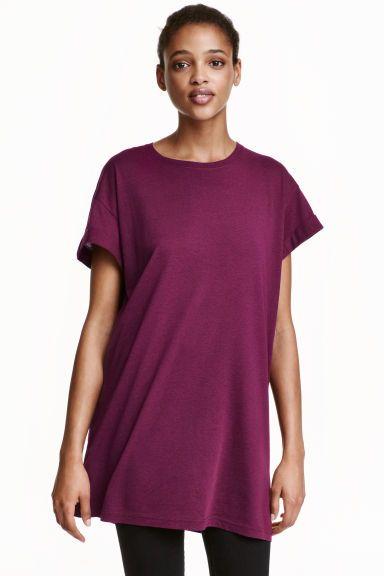 Hosszú póló | H&M