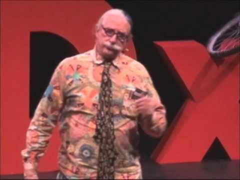 ▶ Gesundheit Institute: Patch Adams at TEDxUtrechtUniversity - YouTube [via Nick Andrews]