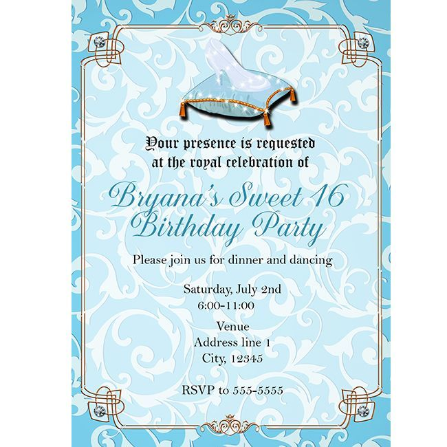 find the most stylish, trendy, and popular sweet 16 birthday party invitations and the all important party invitation designs for the quinceañera 15 birthday celebration at CardsShoppe with lots of special promos