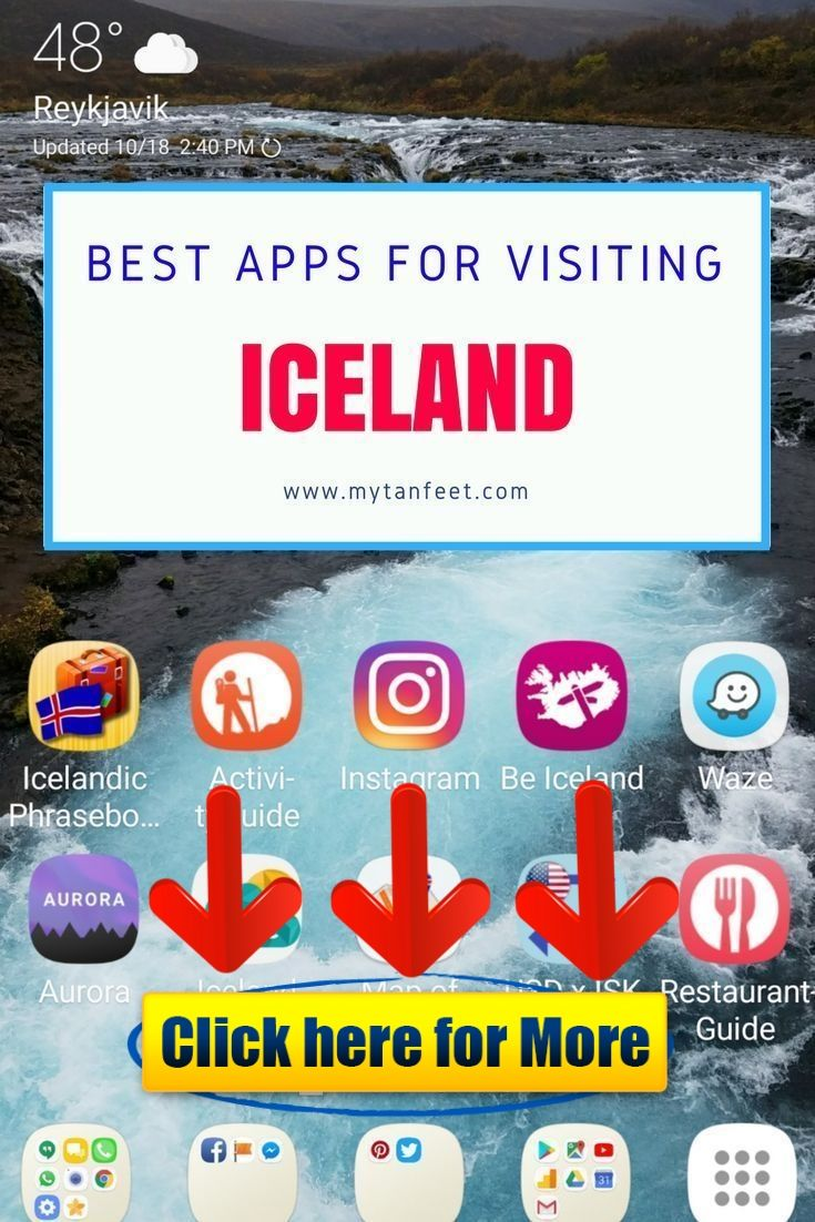 Best Iceland Apps You Must Download: Offline Maps, Weather, and More on