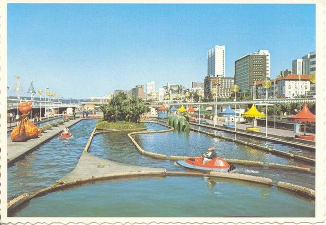 Durban in the 50s & 60s
