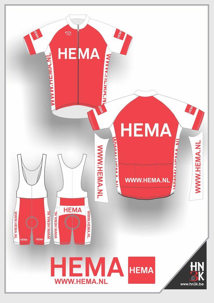 hema  cycling shirt  cycling shin  ort   bike jersey  fietstrui fietsbroek wieleruitrusting  maillot  @hn3k.be conceptions de vêtements de cyclisme