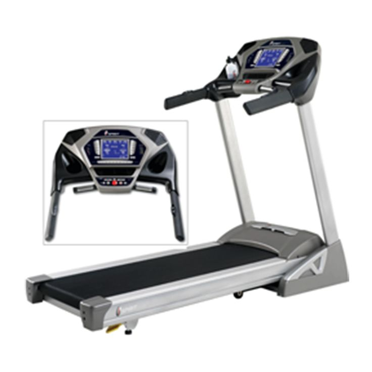 This Spirit XT485 Treadmills model is very appealing to someone that is a walker or a runner. This unit features a bright blue backlit LCD console, Quick Speed and Incline keys, wireless heart rate (telemetric chest strap included), remote Speed and Incline controls, and an anatomical figure that specifies which muscles are minimally and maximally activated.