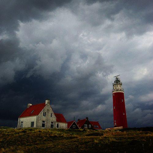 Eierland Lighthouse, Texel - Netherlands