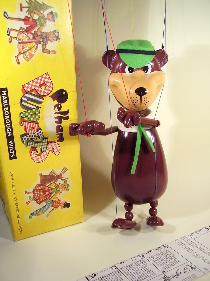Pelham Puppet Yogi Bear Www Pelhampuppets Weebly Com
