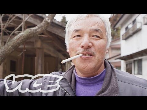 The Most Radioactive Man On Earth And His Animals   A defiant Naoto Matsumara, 53, is known in some circles as Radioactive Man for his refusal to leave his hometown despite its level of radiation.
